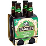 Crabbies Alkoholische Ginger Beer 4 x 330ml - (Packung mit 6)