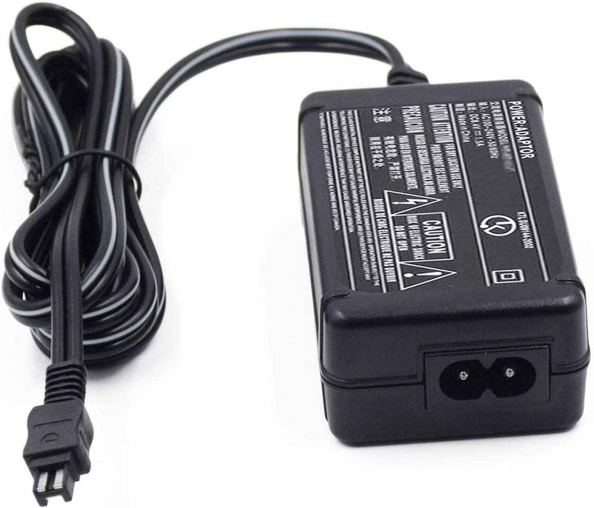 yan Power Cable Cord for Sony AC-L10 AC-L15 AC-L25 AC-L200 AC Adapter