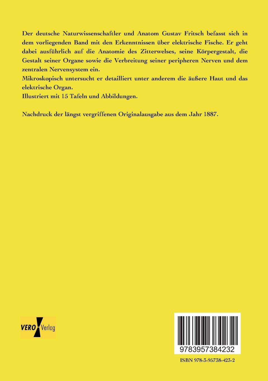 Die elektrischen Fische: Malopterurus Electricus: Amazon.de: Gustav ...