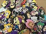 Allegro Huyer Love Live Figure wholesales 30pcs Random oiginal Japanese Anime Figure Love Live Gintama Attack on Titan Rubber Mobile Phone Charms Keychain