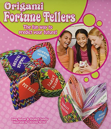 Origami Fortune Tellers (Dover Origami Papercraft) (Paper Fortune Tellers)