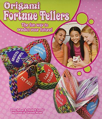 Origami Fortune Tellers