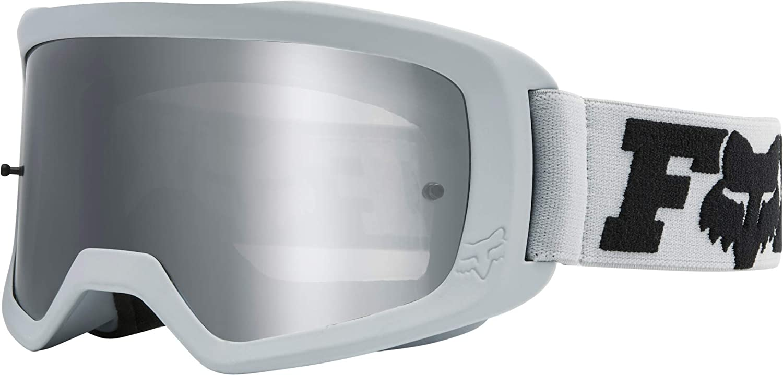 2020 Fox Racing Youth Main II Linc Spark Lens Goggle-Light Grey