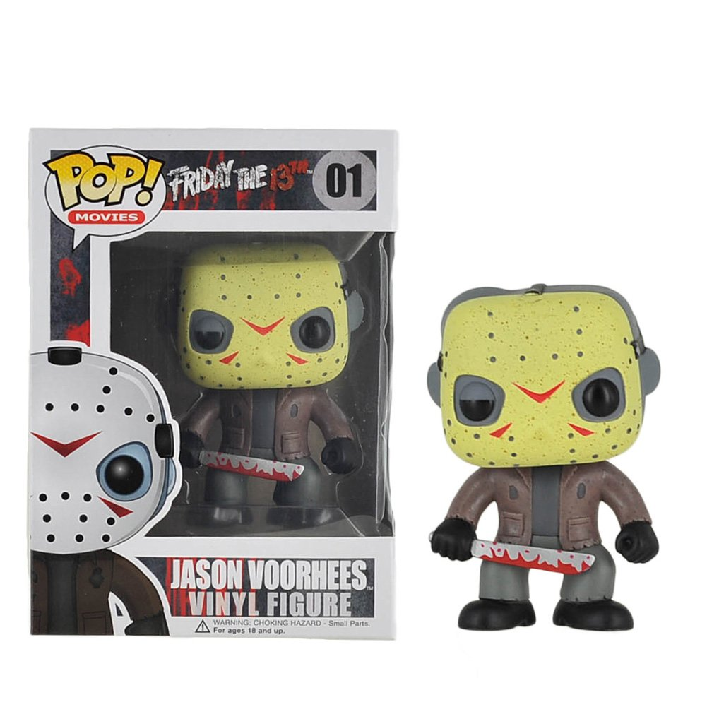 Amazon.com: Funko POP Películas: Friday the 13th Jason ...