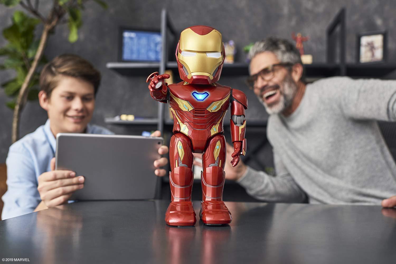 UBTECH Marvel Avengers: Endgame Iron Man Mk50 Robot by UBTECH (Image #6)