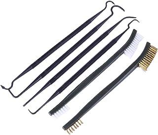 zdmathe Pistolet Kit de nettoyage avec 2brosses et 4Double Crayons