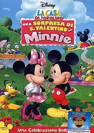 Amazon la casa di topolino una sorpresa di s valentino per