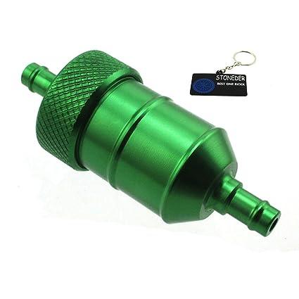 STONEDER - Filtro de Combustible de Gas para Motocicleta de ...
