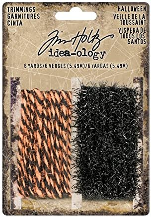 Tim Holtz Halloween Idea-ology Halloween Trimmings