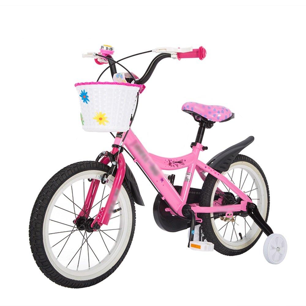HAIZHEN マウンテンバイク 子供用自転車ベビーキャリッジ12/14/16/18インチマウンテンバイク自転車多色選択 新生児 B07C6WM3S4 16 inches|03 3 16 inches