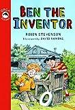 Ben the Inventor, Robin Stevenson, 1554698022