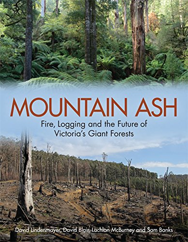 (Mountain Ash: Fire, Logging, and the Future of Victoria's Giant Forests)
