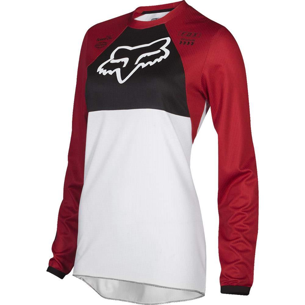 2019 Fox Racing Womens 180 Mata Jersey-Cardinal-M 21758-465-M