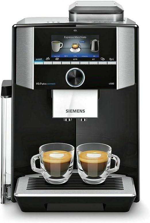 Siemens EQ.9 plus connect S500 TI9555X9DE - Cafetera automática ...