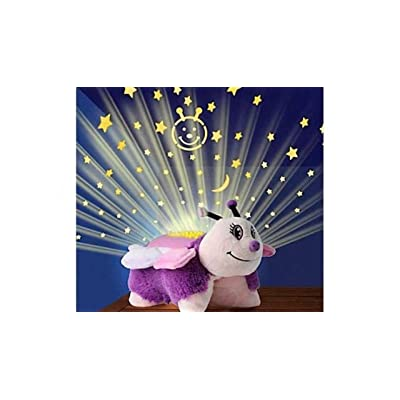 "Pillow Pets Dream Lites - Pink Butterfly 11"": Toys & Games"