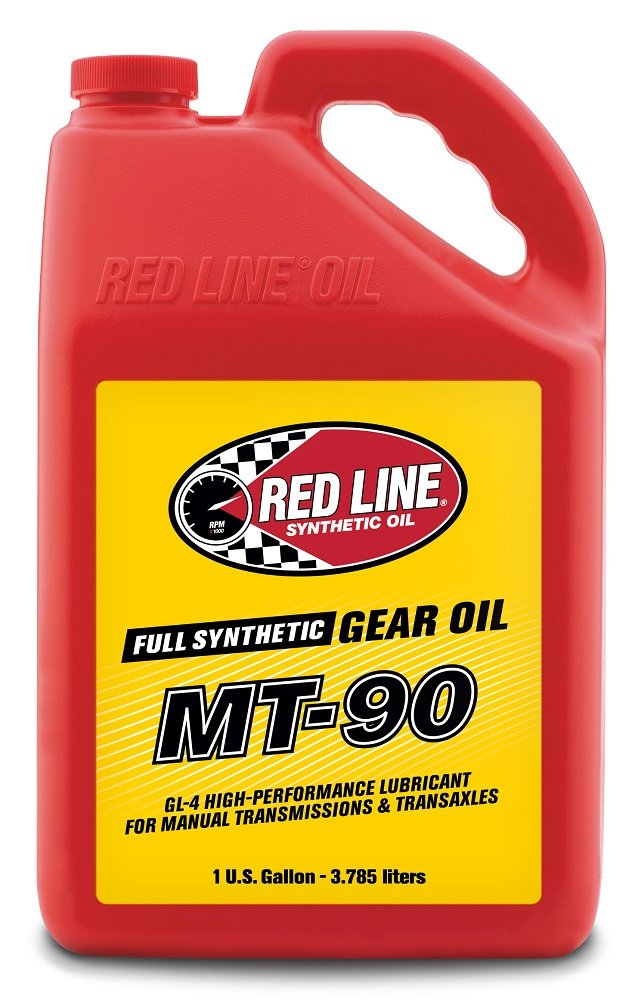 Red Line 50305 MT-90 75W90 GL-4 Gear Oil - 1 Gallon