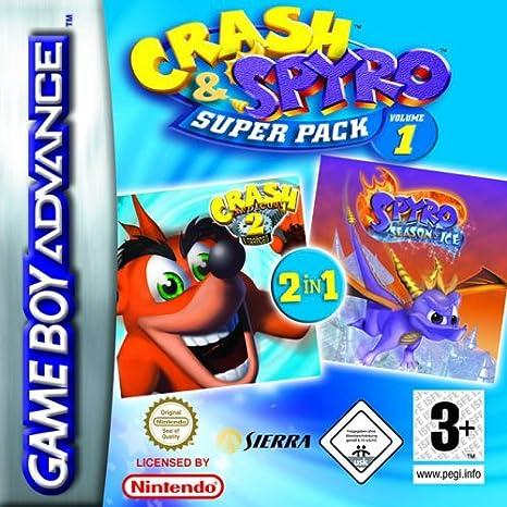 Pack Crash + Spyro Vol. 1: Amazon.es: Videojuegos