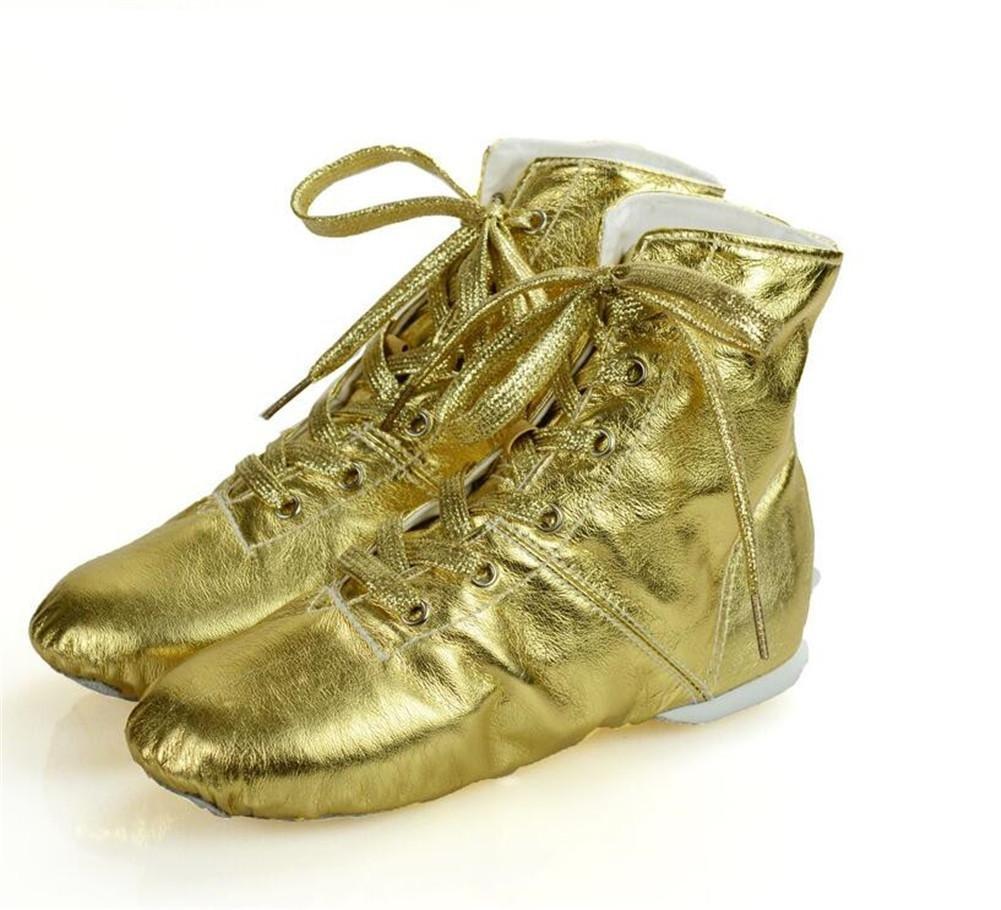 Frauen Schuhe Tanz Weichen Boden Moderne Ballett Praxis Yoga Jazz Turnschuhe Größe 35 To41