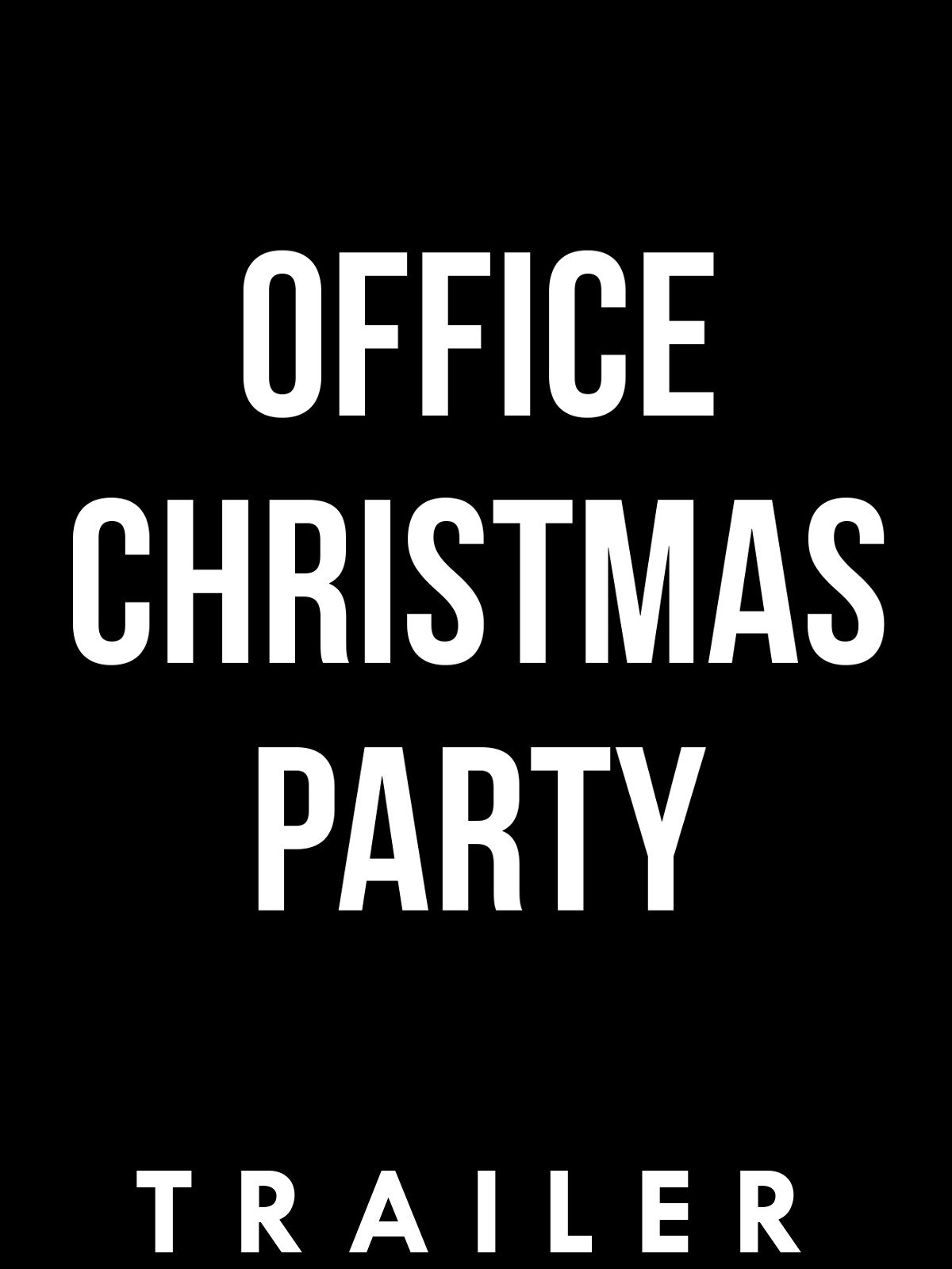 Amazon.com: Trailer: Office Christmas Party: Jason Bateman, T.J. ...