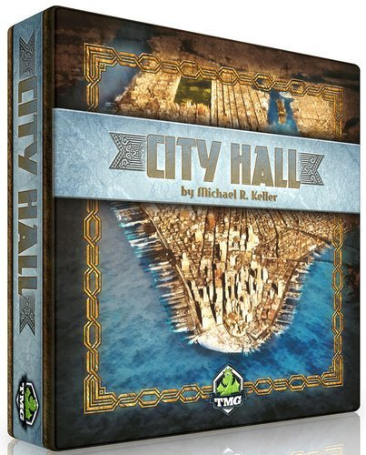 City Hall Game Board Game