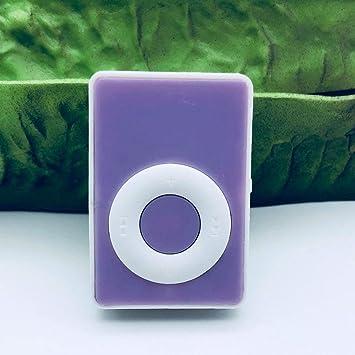 MX-307 Mini C - Reproductor de música MP3 multifunción (Clip ...