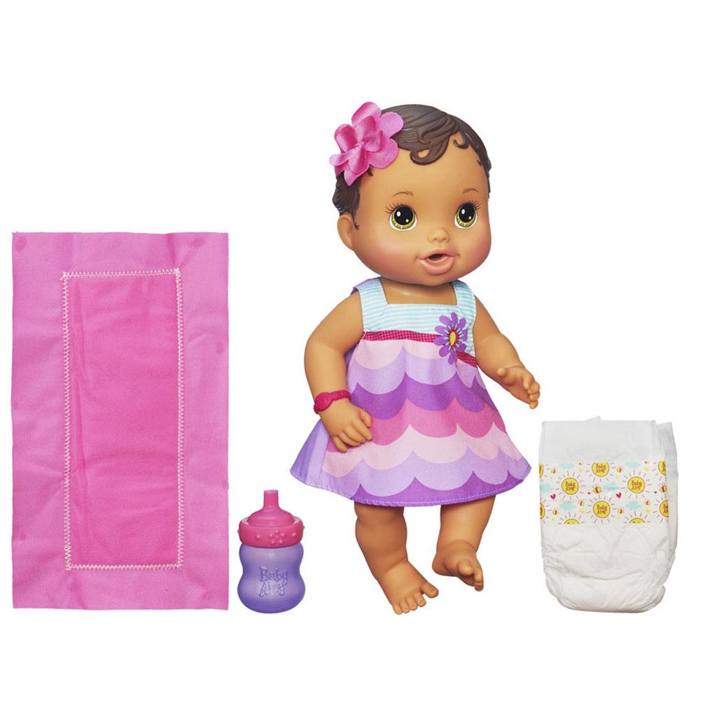 Amazon.com: Baby Alive Bitsy Burpsy Baby Doll: Toys & Games