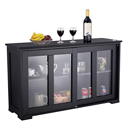 Amazoncom Waterjoy Kitchen Storage Sideboard Stackable Buffet