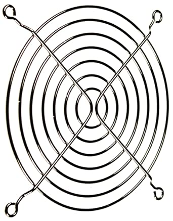 Rejilla de protección para ventilador axial de 75 mm de diámetro ...
