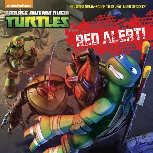 Red Alert! (Teenage Mutant Ninja Turtles) (Pictureback(R))