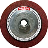 Griton SP465 Hub Aluminum Oxide Fine Surface Preparation Wheel, 4-1/2'' x 5/8''-11'' (Pack of 10)