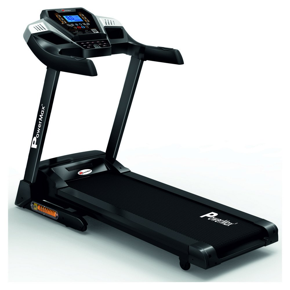 Powermax Fitness TDM-110S Motorized Multifunction Treadmill with Auto Lubrication