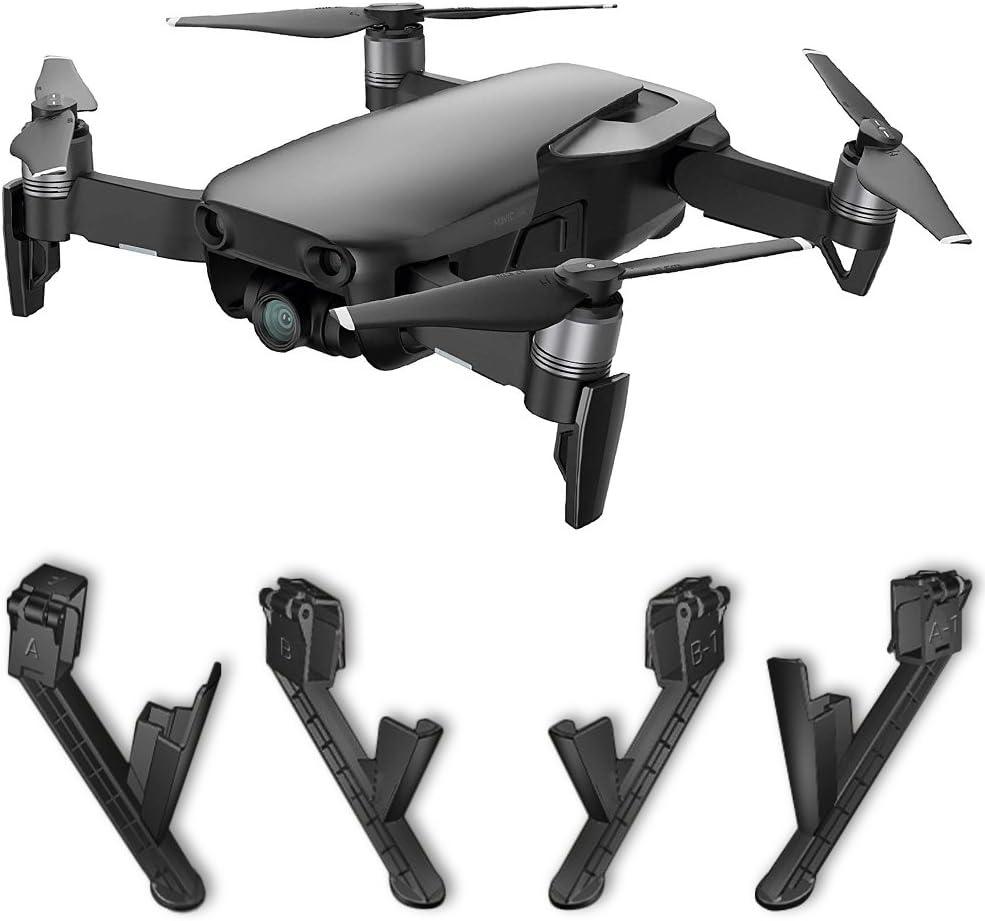 4Pcs Drohne Landegestell Landing Gear Stabilizer für DJI MAVIC Air