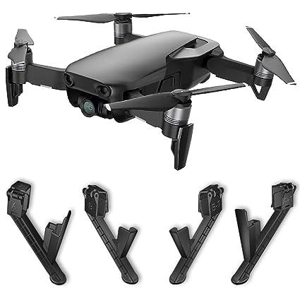 7aee74eb6b1 Amazon.com: Arzroic DJI Mavic Air Landing Gear Leg Extensions Height  Extender Accessories (1 Set): Toys & Games