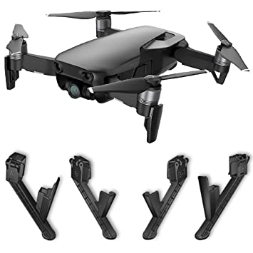 ce4367cded5 Buy Arzroic Mavic Air Accessories Extended Landing Gear Leg Extensions  Extender for DJI Mavic Air Online at Low Prices in India - Amazon.in
