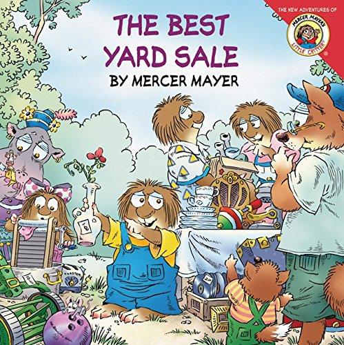Little Critter Best Yard Sale