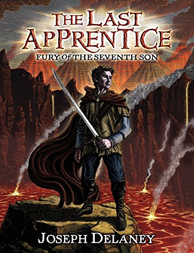 The Last Apprentice: Fury of the Seventh Son (Book 13) (I Am Alice)