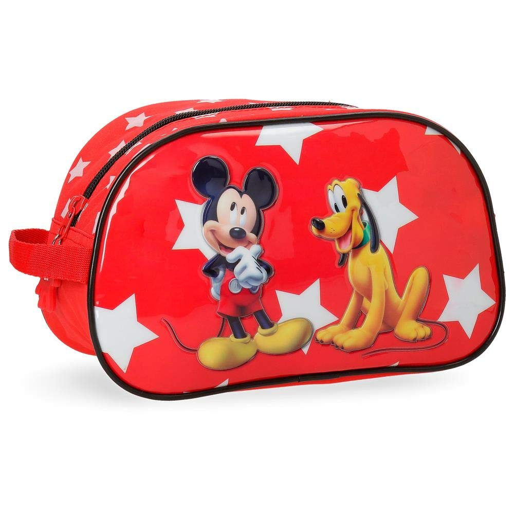 Walt Disney-Trousse de toilette adaptable Mickey y Pluto 2064451
