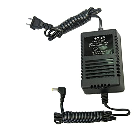 HQRP AC Adapter For Line 6 Bass POD XT XTL, FloorPod, Floor Pod