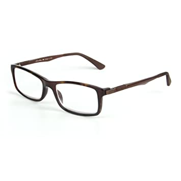 d2a5ec6e74 LianSan Brand Reading Glasses Large Metal Full Frame Spring Hinged Arms  Designer Fashion men Eyeglasses 1.0