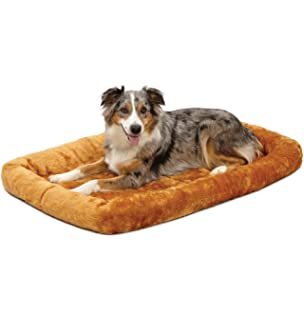 MidWest Deluxe Bolster Pet Bed For Dogs U0026 Cats