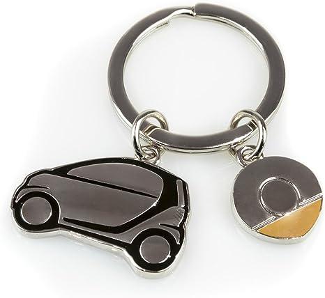 SMART porte-cl/é voiture avec logo