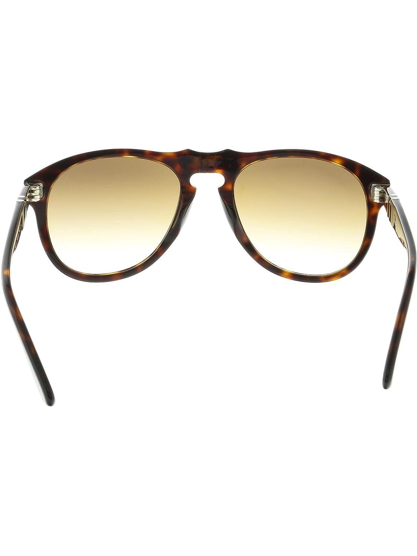1a2da3d4ce Persol PO0649 24 51 Tortoise PO0649 Pilot Sunglasses Lens Category 2 Size  54mm  Persol  Amazon.co.uk  Clothing