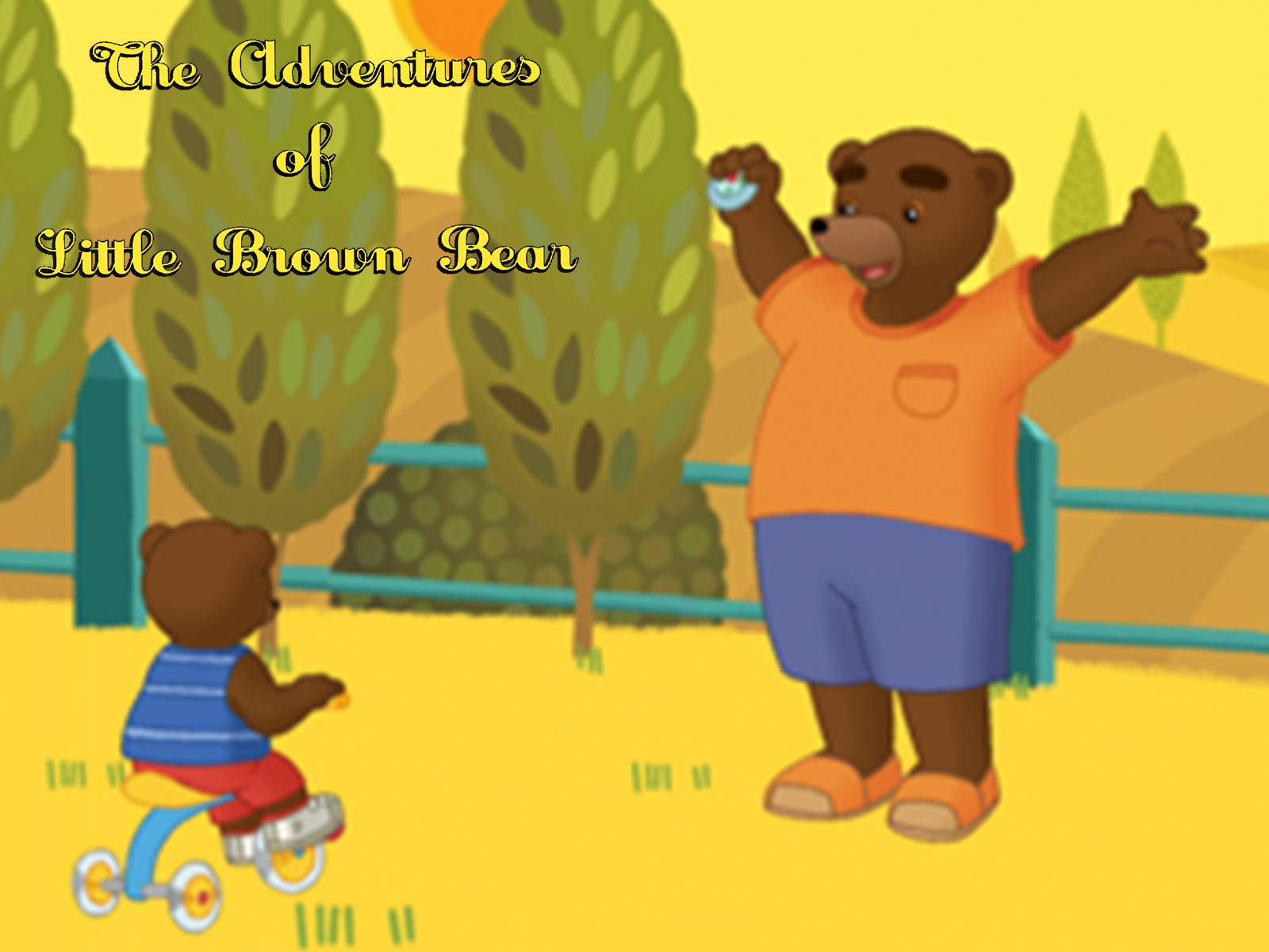 The Adventures of Little Brown Bear - Season 1