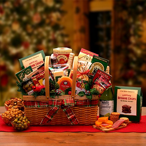 Holiday Greetings Gourmet Gift Hamper (Gifts Hampers)