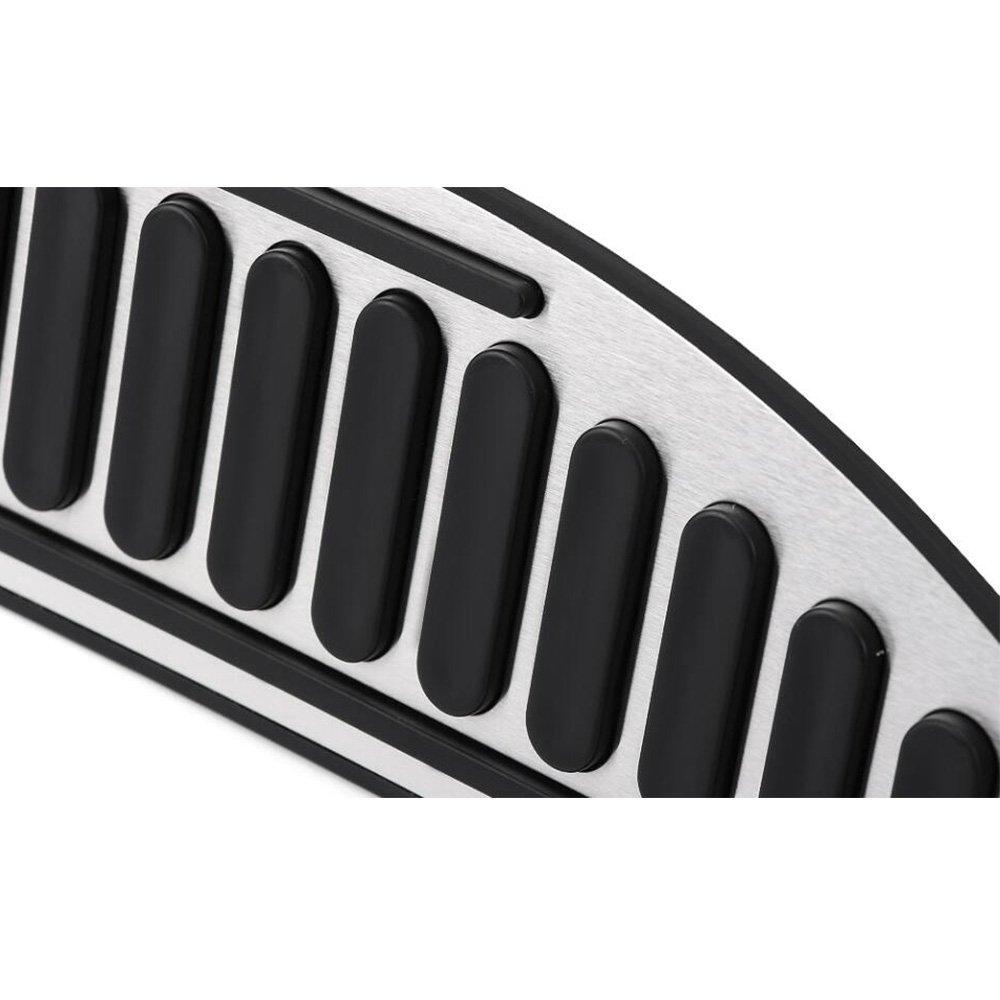 Voiture Repose-pieds P/édales pour Focus 2/Focus 3/ 2000/–2015 Fiesta Fusion Mondeo Kuga Escape