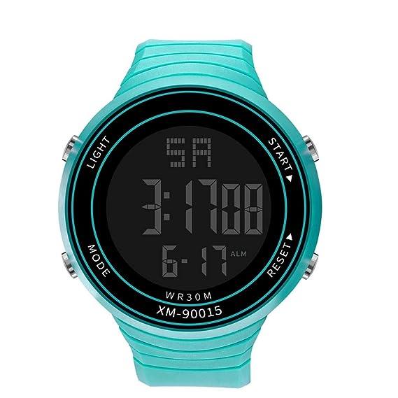 Unisex Electrónico Relojes de Pulsera, YpingLonk Militar ...
