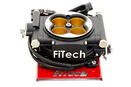 Amazon com: FiTech Fuel Injection Univ Go EFI 8 Power Adder