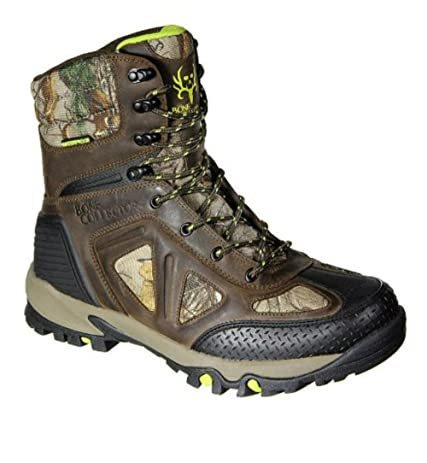 BC6002202-11 Men's Backwoods Boot Brown/Realtree Size 11