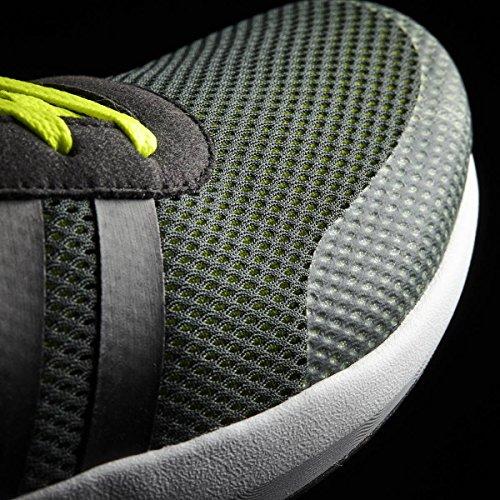 Adidas Mannen Cloudfoam Ras Fitness Schoenen, Zwart, 42 Zwarte Eu