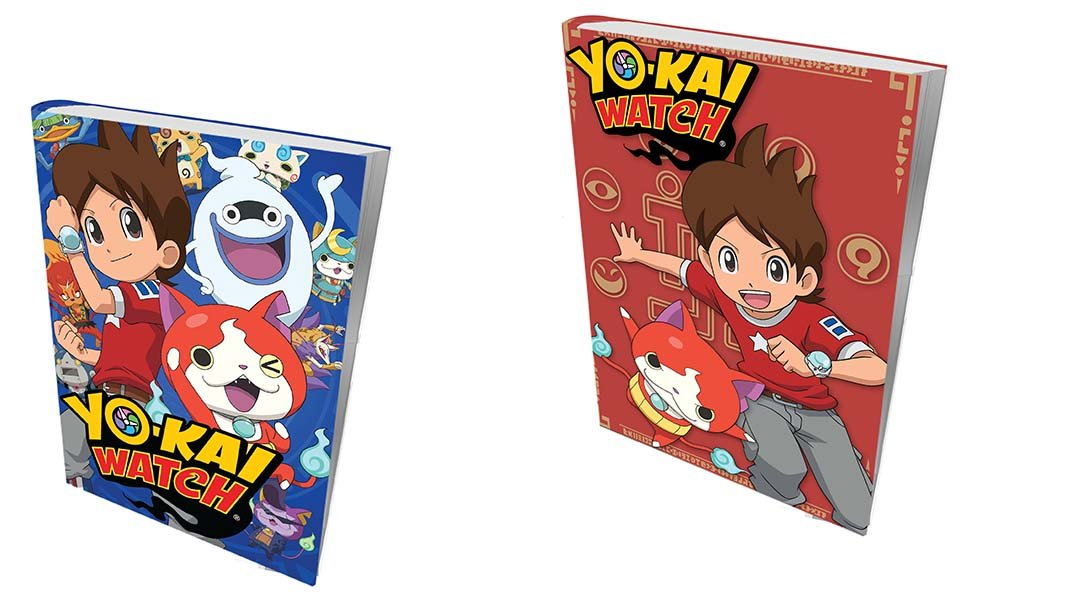 Yo-Kai Watch - Agenda escolar 10 meses: Amazon.es: Juguetes ...